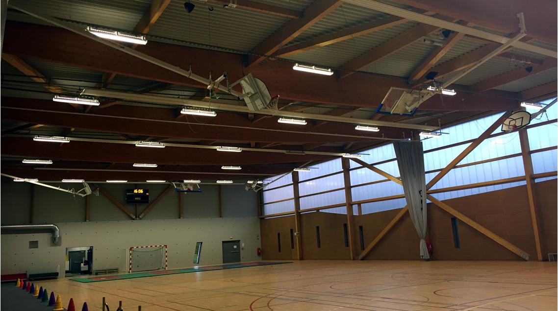 Salle de sports Jean ZAY LENS